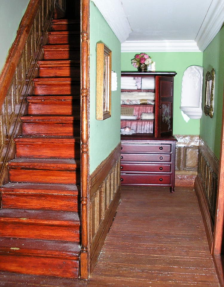Staircase to the 3rd Floor