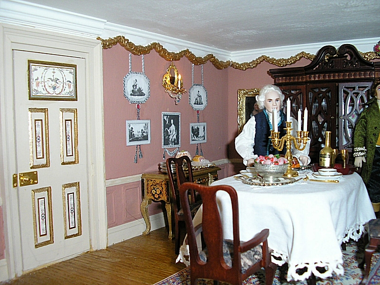 The Dining Room or Parlour