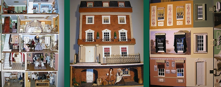 My Georgian Dolls House